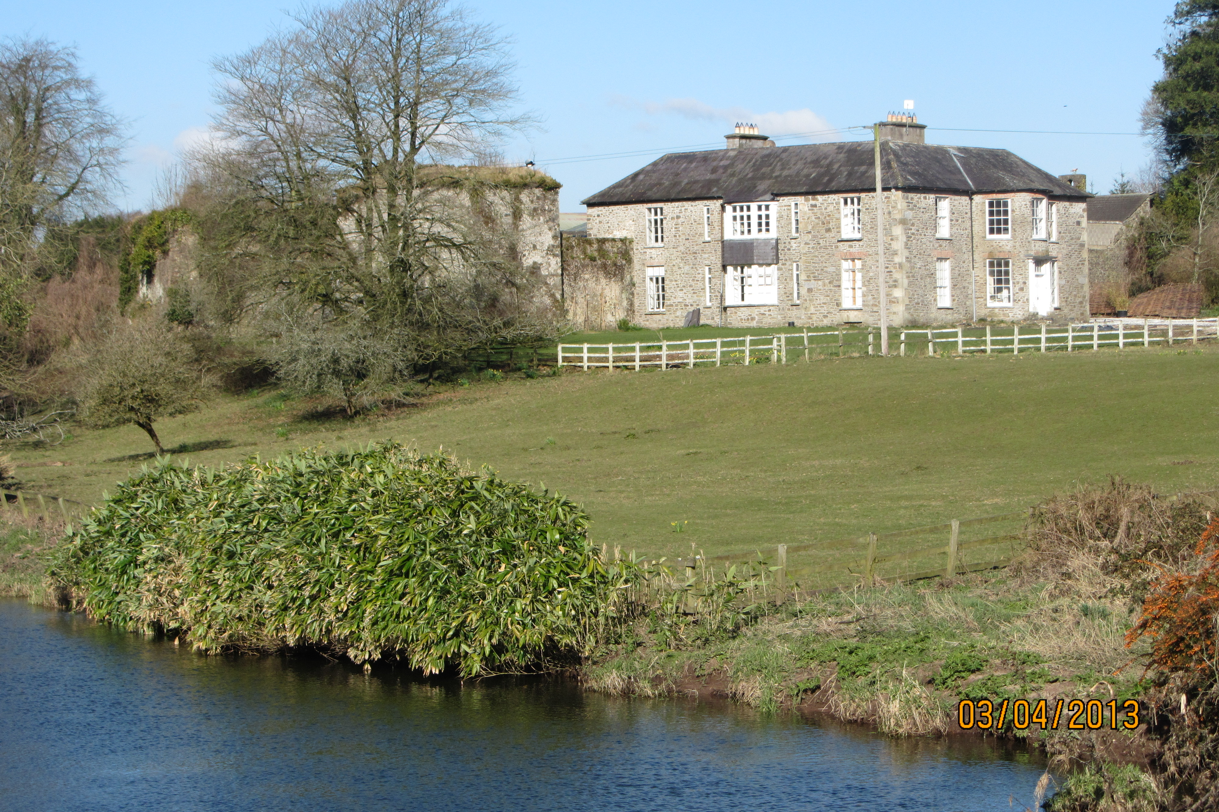 Country House and equestrian holding