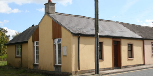 Single storey one bedroom house, Tallow