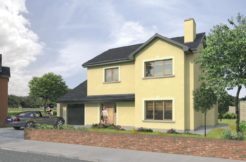 Type A Castle Rivers 4 bed garage house for sale