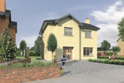 18 Castle Rivers 3 Bedroom house for sale co cork