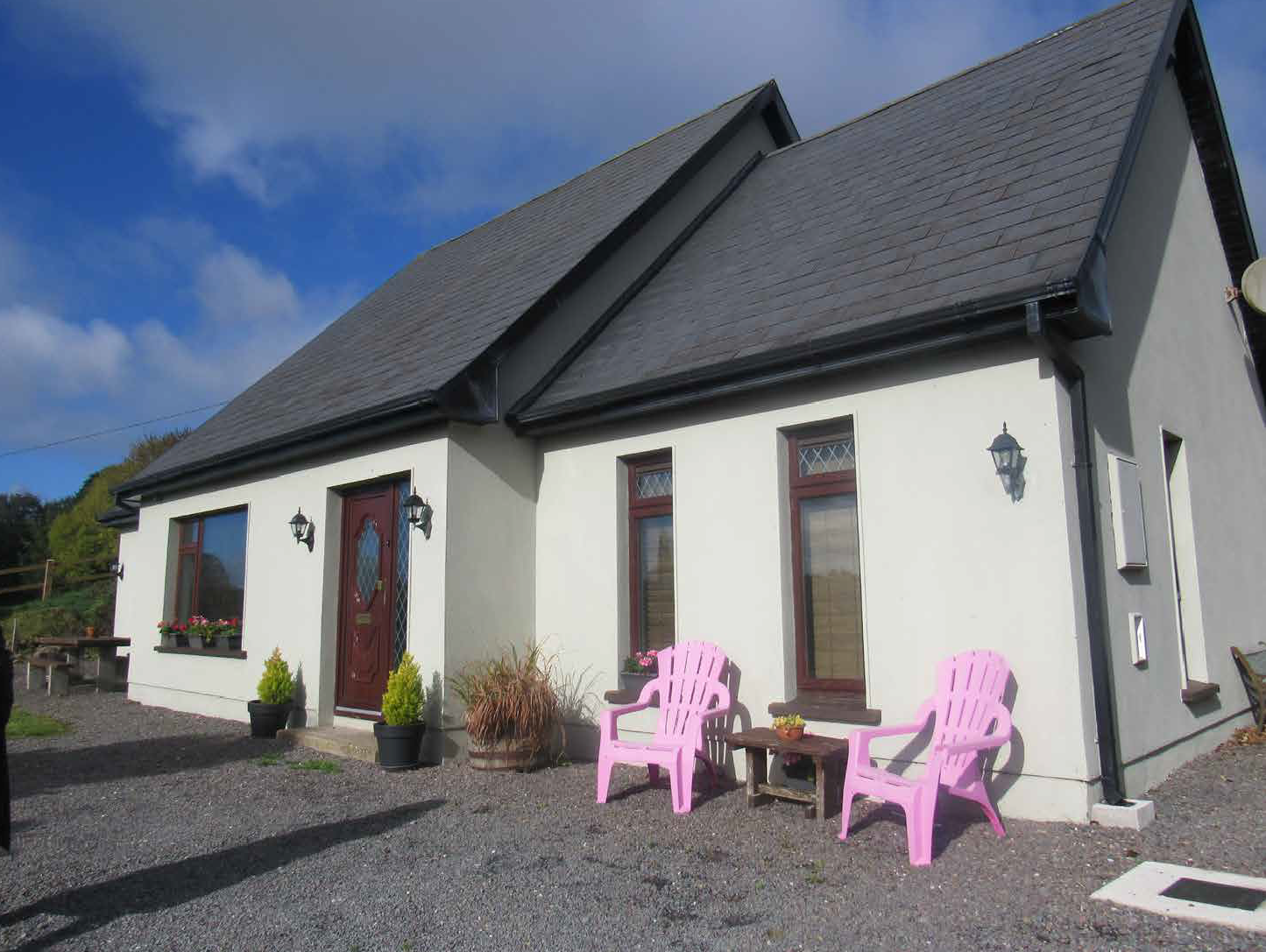 Three bedroom two storey cottage Cornaveigh, Park, Youghal